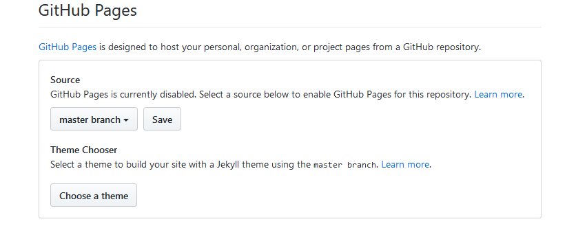 Github Pages Deployment