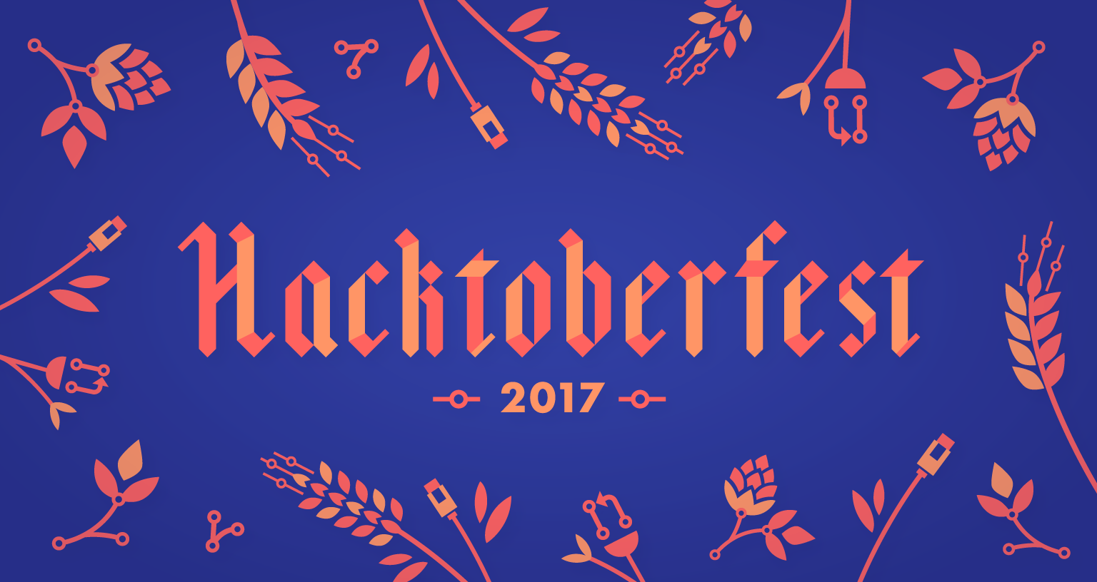 Hacktoberfest, support and encourage open source contributions.